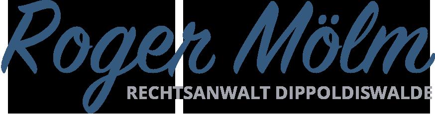 Logo - Rechtsanwalt Roger Mölm